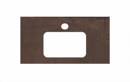 Спец. декоративное изделие для раковин, встраиваемых сверху, 80 см Про Феррум коричневый
