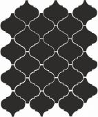 Арабески глянцевый чёрный 26*30