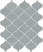 Арабески глянцевый серый 26*30
