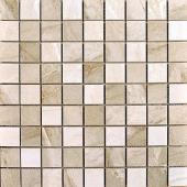 Мозаика керамическая Kerasol Persia Mix 2 Canela/Crema 30,8x30,8