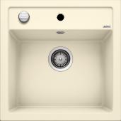 Мойка DALAGO 5 SILGRANIT PuraDur жасмин с клапаном-автоматом  BLANCO 518525