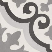 Керамогранит Marrakesh микс 3 серый 18,6х18,6