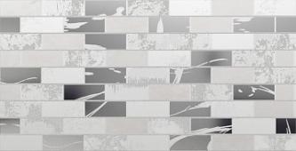Декор настенный AltaCera Antre Glent White 24,9x50