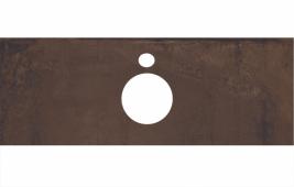 Спец. декоративное изделие для накладных раковин 120 см Про Феррум коричневый