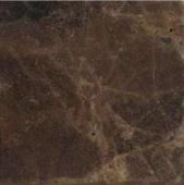 Декор керамогранит Equipe Octagon Taco Emperador Marron 4,6*4,6