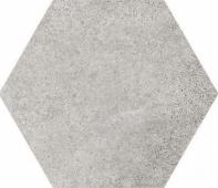Керамогранит Equipe Hexatile Cement Grey 20*17,5