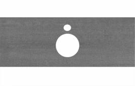 Спец. декоративное изделие для накладных раковин 120 см Про Дабл антрацит