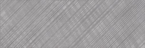 Вставка CERSANIT Apeks серый 25*75 AS2U091