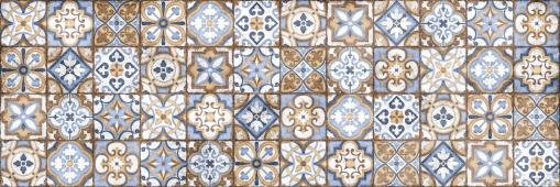 Плитка CERSANIT Atlas многоцветный 20*60 ATS451 рельеф