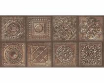 Плитка AZORI Idalgo 315x630 toledo dark декор