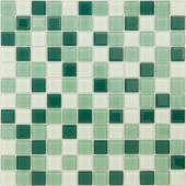 Мозаика Peppermint 29,8х29,8x0,4 см (чип 23х23х4 мм)