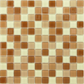 Мозаика Verbena 29,8х29,8x0,4 см (чип 23х23х4 мм)