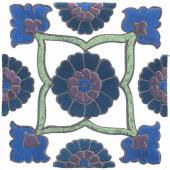 Декор Альба 9,9*9,9