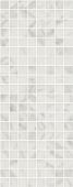 Декор Алькала белый мозаичный MM7203 20*50