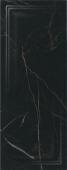 Плитка Алькала чёрный панель 7201 20*50