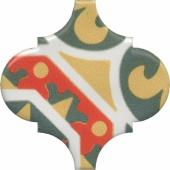 Декор Арабески Майолика орнамент 6,5*6,5