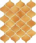 Арабески Майолика жёлтый 26*30