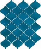 Арабески Майолика синий 26*30