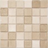 Мозаика Art Santa Anna матовая 30х30х0,8 см (чип 48х48х8 мм)