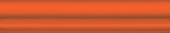 Бордюр Багет Клемансо оранжевый 15*3