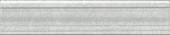 Бордюр багет Ауленсия серый 5,5*25 BLE017