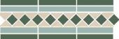 Бордюр керамический Border BELFAST 2 Strip Stand. (13+16+18) 42*14,5