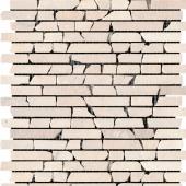 Мозаика, натур. мрамор Broken Crema Marfil (305X305X7)