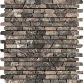 Мозаика, натур. мрамор Broken Emperador (305X305X7)