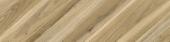 Керамогранит Meissen Keramik Carrara Chic шеврон B светло-коричневый 22,1x89 CCH-GGA394