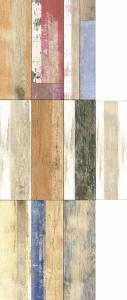 Керамогранит CERSANIT Colorwood многоцветный (Микс) 18,5*59,8 CL4M452