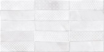 Плитка CERSANIT Carly светло-серый 29,8*59,8 CSL524 рельеф