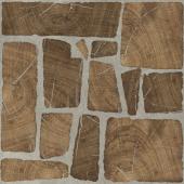 Керамогранит CERSANIT Woodland  коричневый 42x42 WL4R112