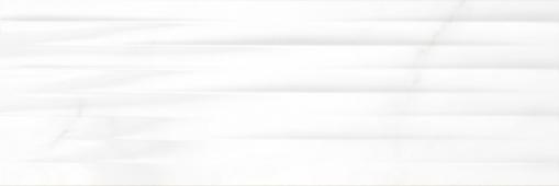 Плитка Meissen Keramik Elegance белый 25*75 EGU052D рельеф