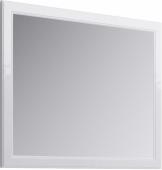 Империя Зеркало в раме, цвет белый Emp.02.10/W, 100*80*2,5