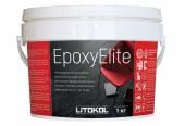 Затирка эпоксидная EpoxyElite 1 кг  LITOKOL - цвета в ассорименте