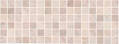 Декор Флораль мозаичный 15*40