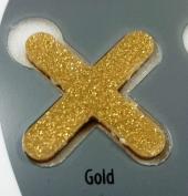 Fuga-Glitter GOLD KERAKOLL 100 гр блестки в эпоксидную затирку