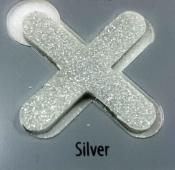 Fuga-Glitter SILVER KERAKOLL 100 гр блестки в эпоксидную затирку