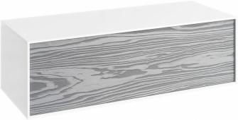 Genesis тумба подвесная, цвет миллениум серый, GEN0310MG 100*31*40