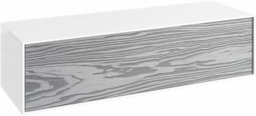 Genesis тумба подвесная, цвет миллениум серый, GEN0312MG 120*31*40