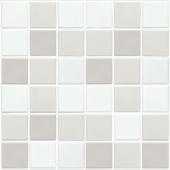 Grey Mix Glossy (сетка 30,6х30,6х0,6 см, чип 48x48 мм) WB35111