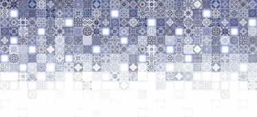 Плитка CERSANIT Hammam многоцветный 20*44 HAG451 рельеф