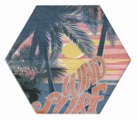 Декор Серфинг 20*23.1