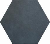 Плитка напольная (керамогранит) 24951 HERITAGE HEXAGONO Indigo 17,5х20 см