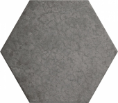 Плитка напольная (керамогранит) 24952 HERITAGE HEXAGONO Shadow 17,5х20 см