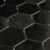 Мозаика, Hexagon VBsP Tumbled 64X74 (305X305X8) натур.мрамор полированны