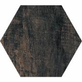 Плитка Industry Black Hexa 17.5X20 Harmony