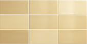 Плитка настенная CRACKLE Caramel 7,5x15 см