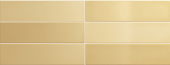 Плитка настенная CRACKLE Caramel 7,5x30 см