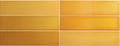 Плитка настенная CRACKLE Mustard 7,5x30 см